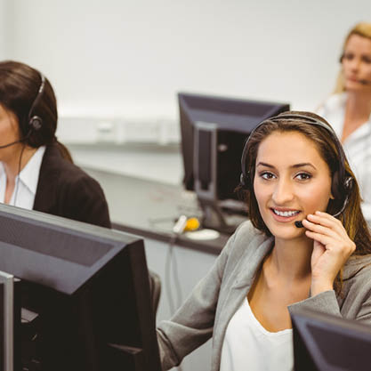Sales outsourcing to a call-center